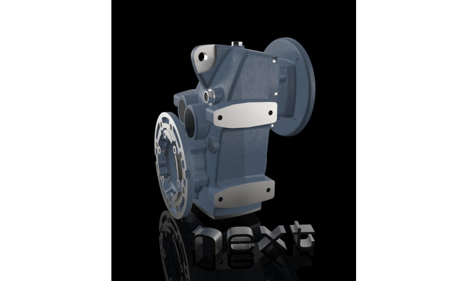 Enduro and Ston gearboxes from Motive Srl