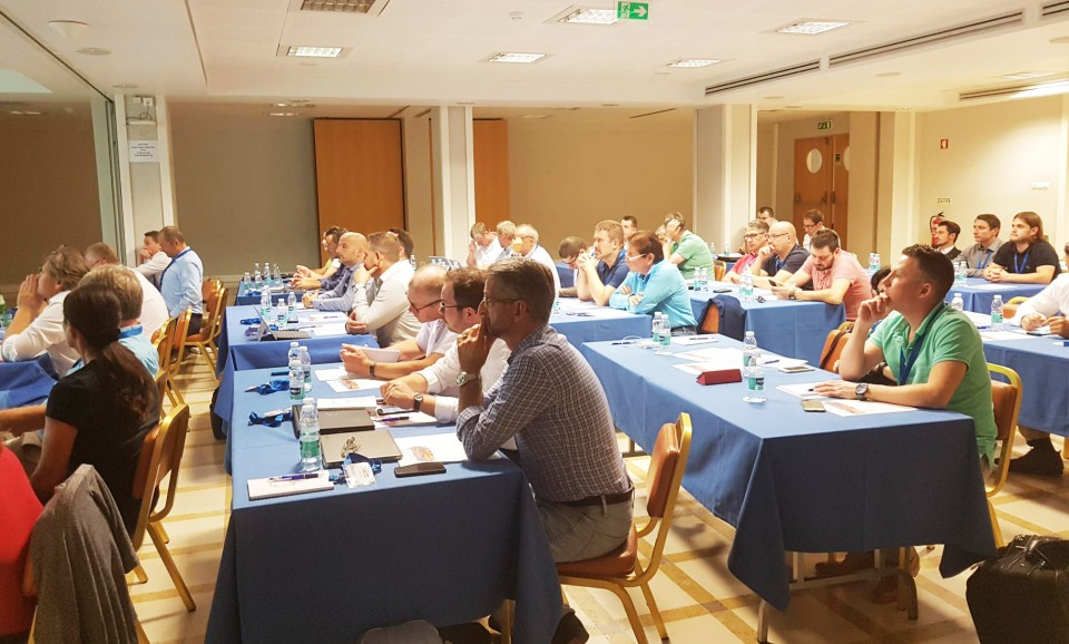 Meeting of Berndorf representative offices in Portugal