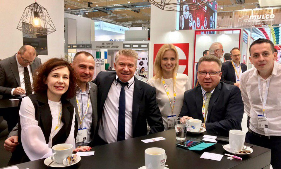 Beltimport на виставці Hannover Messe 2019