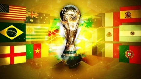 Action «World Cup Football»
