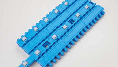 New Roller top modular belts from Forbo Siegling