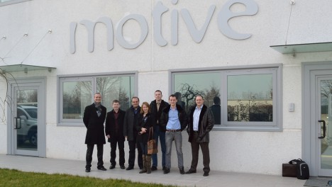 Technical Seminar from Motive in Italy