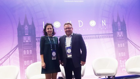 EPTDA 2018 convention in London