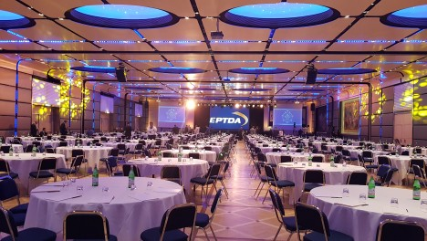 Conference EPTDA 2017 in Rome